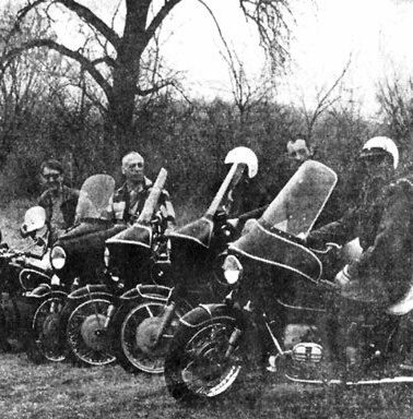 The club in a photo from a March, 1968 article in the Capital Times.